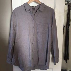 Eddie Bauer Button-Up Flannel